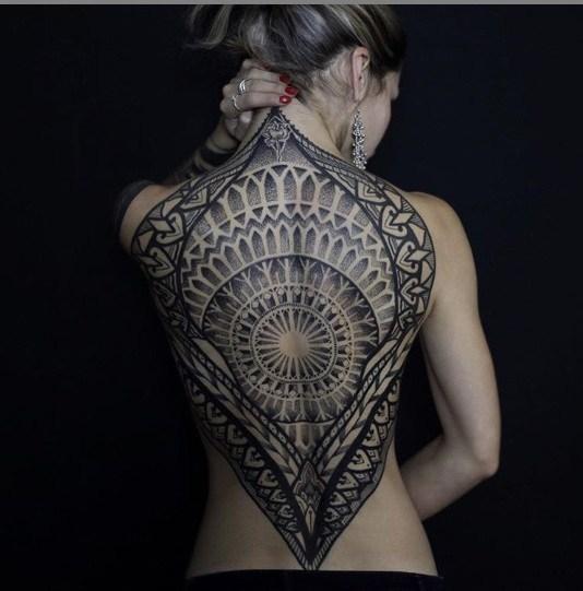 Les plus beaux tatouages de mondial de Paris en photos