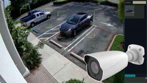 caméra de surveillance pour voiture